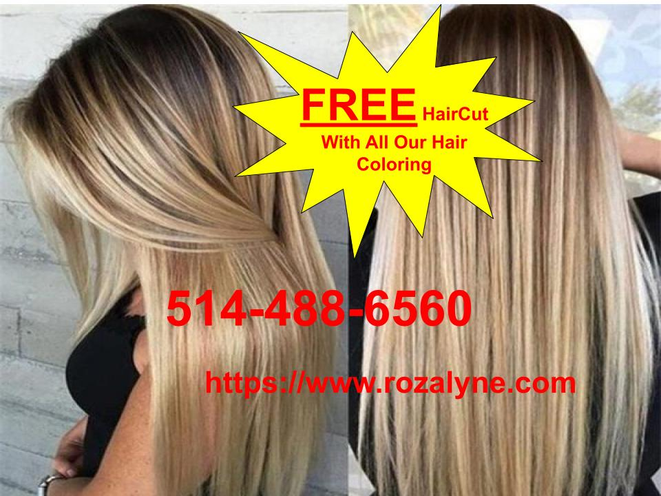 Rozalyn Color Promotions